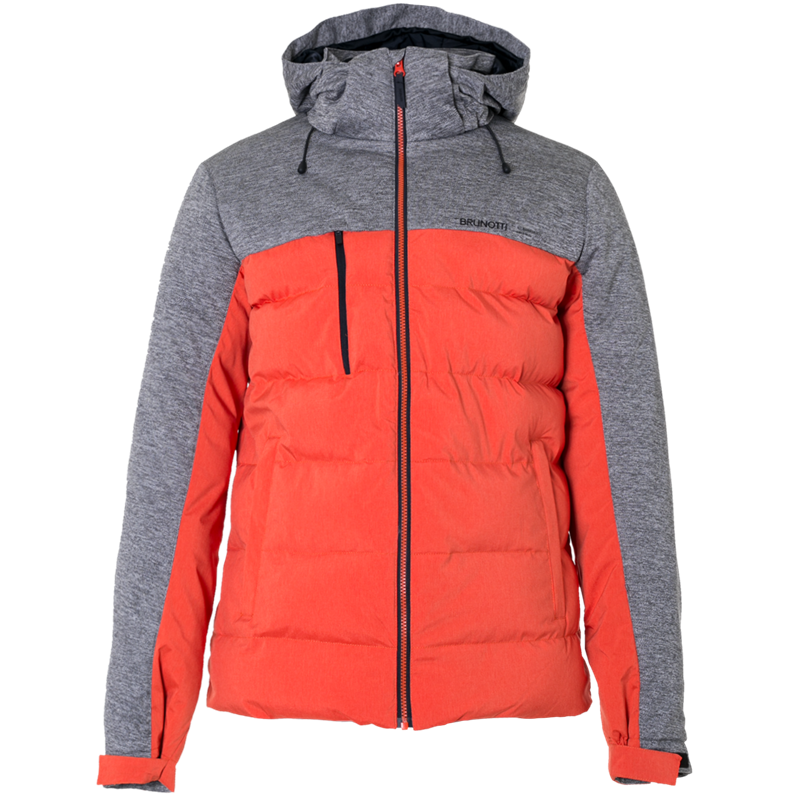 Brunotti Clevis Men Jacket (Orange) - MEN JACKETS - Brunotti online shop