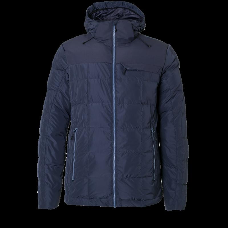 Brunotti Kansas Men Jacket (Blue) - MEN JACKETS - Brunotti online shop