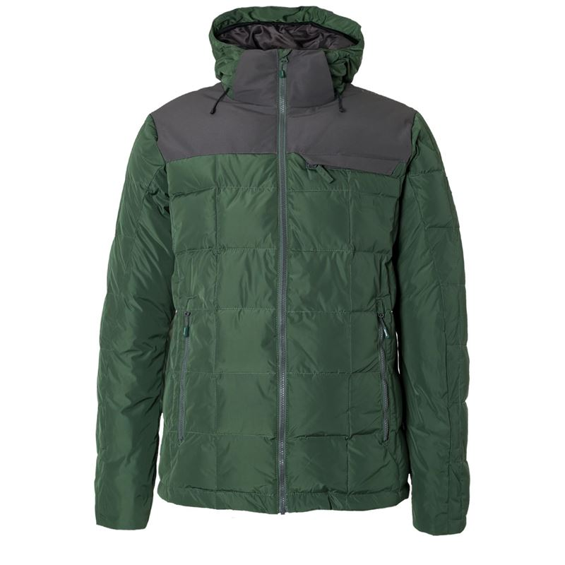 Brunotti Kansas Men Jacket (Green) - MEN JACKETS - Brunotti online shop