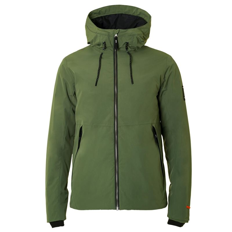 Brunotti Reefline Men Jacket (Green) - MEN JACKETS - Brunotti online shop
