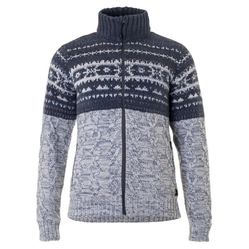Brunotti Campbell Men Knit (Grey) - MEN JUMPERS & CARDIGANS - Brunotti online shop