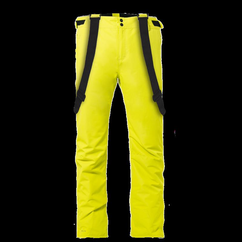 Brunotti Footstrap Men Snowpant (Yellow) - MEN SNOW PANTS - Brunotti online shop