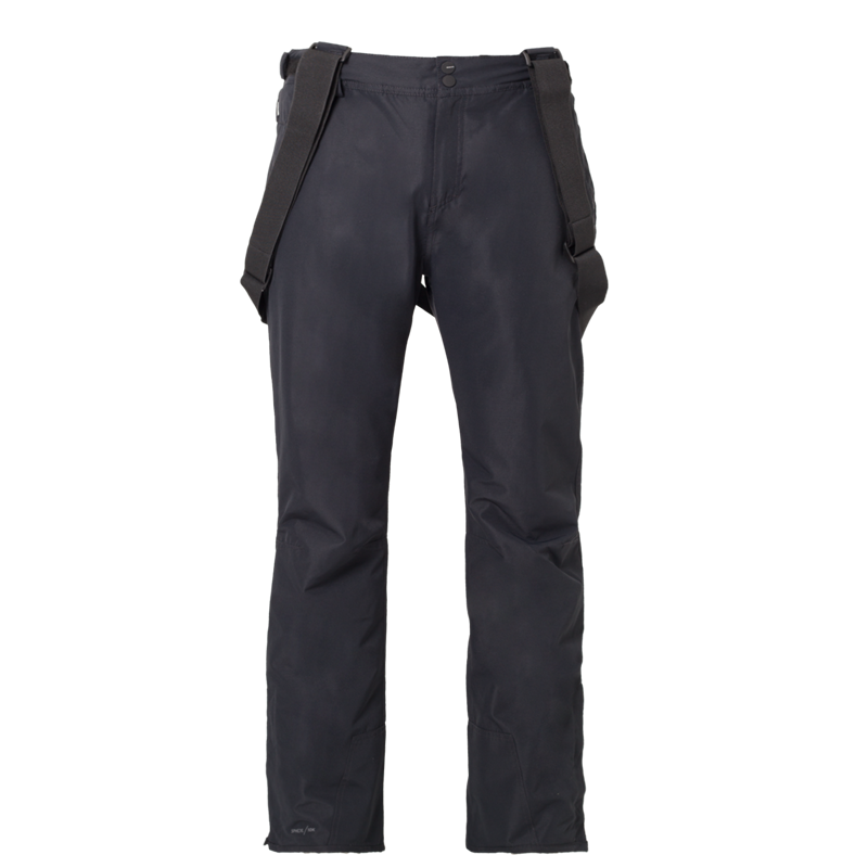 Brunotti Footstrap Men Snowpant (Black) - MEN SNOW PANTS - Brunotti online shop