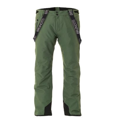 Brunotti Damiro Dull Nylon Men Snowpant. Available in L (1721053003-0754)