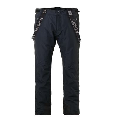 Brunotti Damiro Dull Nylon Men Snowpant. Available in S,M,XL,XXL (1721053003-099)