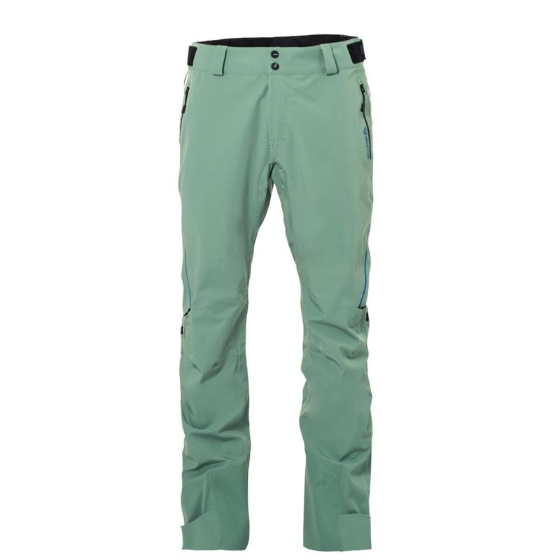 Brunotti Carrick Men Snowpant (Green) - MEN SNOW PANTS - Brunotti online shop