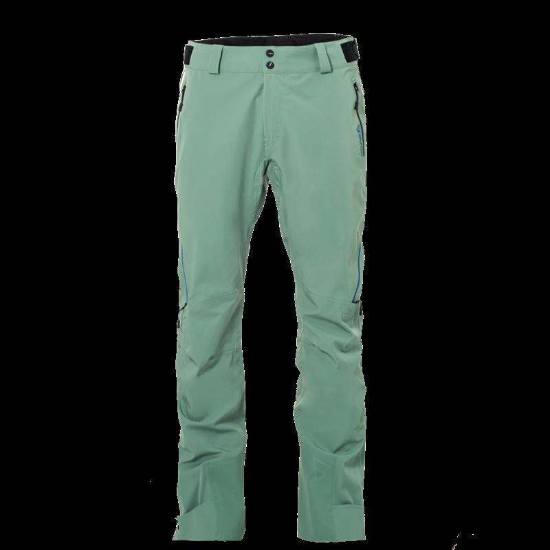 Brunotti Carrick Men Snowpant (Green) - MEN SNOW PANTS - Brunotti online shop