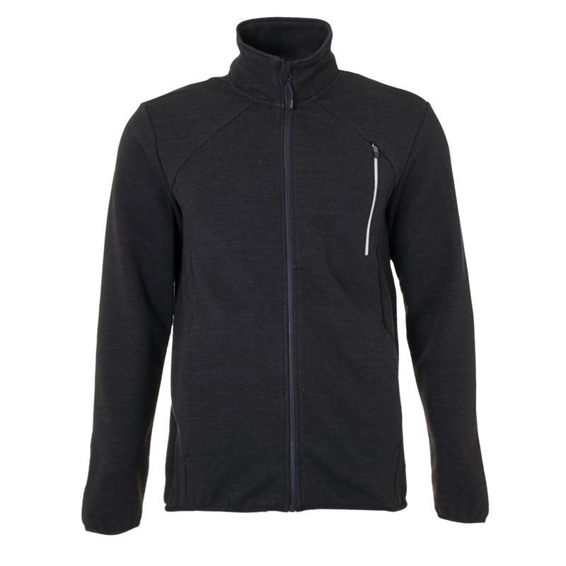 Brunotti Fliptips Men Sweat (Schwarz) - HERREN PULLOVER & STRICKJACKEN - Brunotti online shop