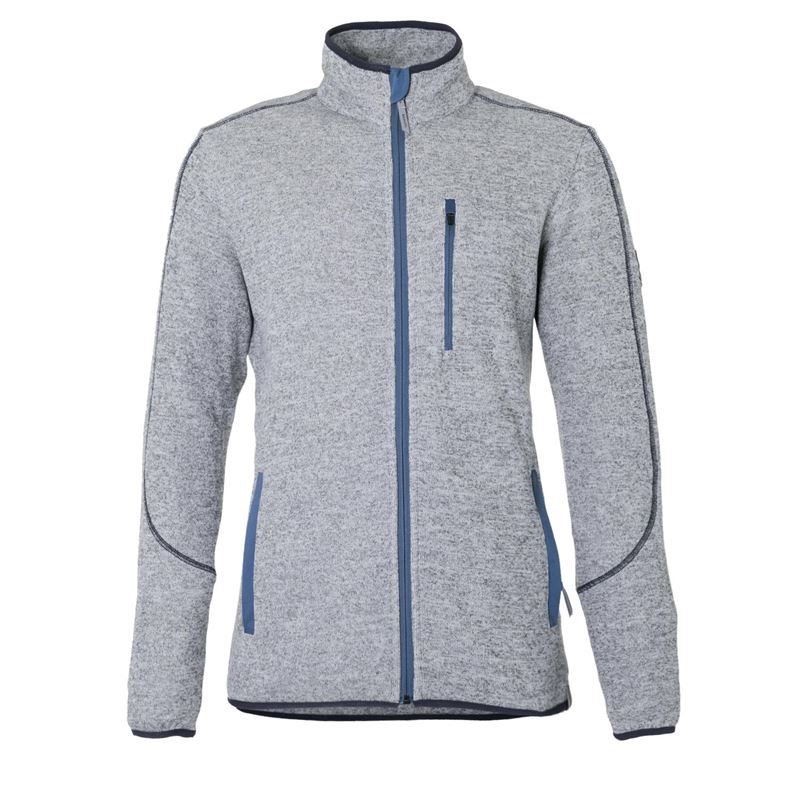 Brunotti Floater Men Sweat (Grau) - HERREN PULLOVER & STRICKJACKEN - Brunotti online shop