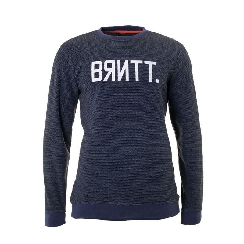 Brunotti Upwind Men Sweat (Blue) - MEN JUMPERS & CARDIGANS - Brunotti online shop