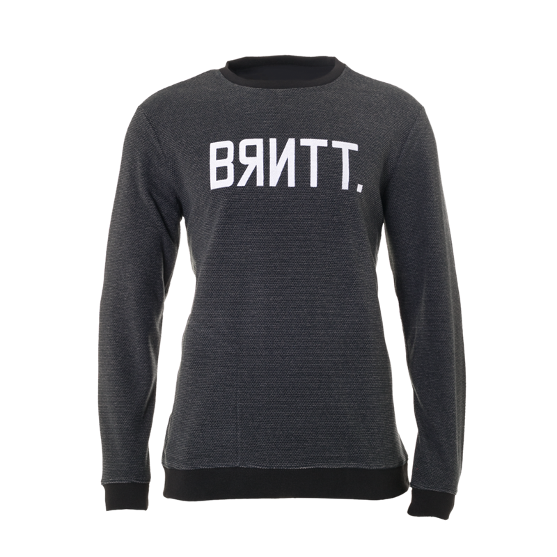 Brunotti Upwind Men Sweat (Black) - MEN JUMPERS & CARDIGANS - Brunotti online shop