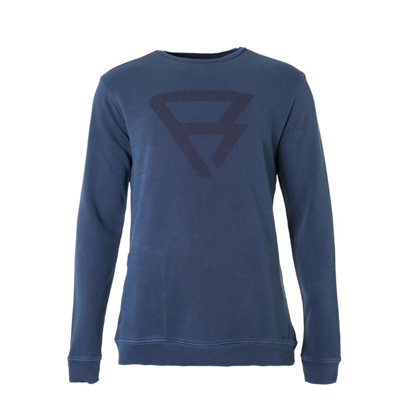 Brunotti Tognar Men Sweat (Blue) - MEN JUMPERS & CARDIGANS - Brunotti online shop
