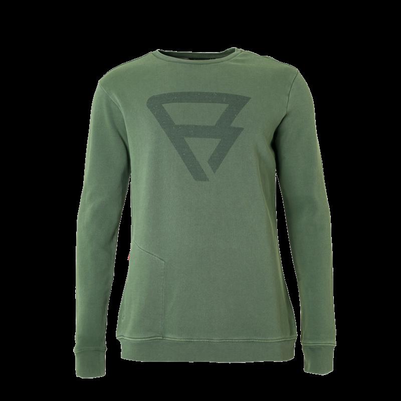 Brunotti Tognar Men Sweat (Green) - MEN JUMPERS & CARDIGANS - Brunotti online shop