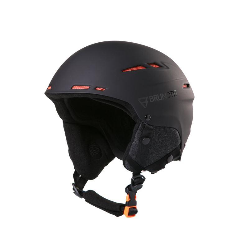 Brunotti Campbell 1 Men Helmet (Black) - MEN SNOW HELMETS - Brunotti online shop