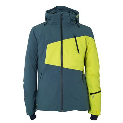Brunotti Kentucky Men Snowjacket. Beschikbaar in S,M,L,XL,XXL,XXXL (1721123017-0460)