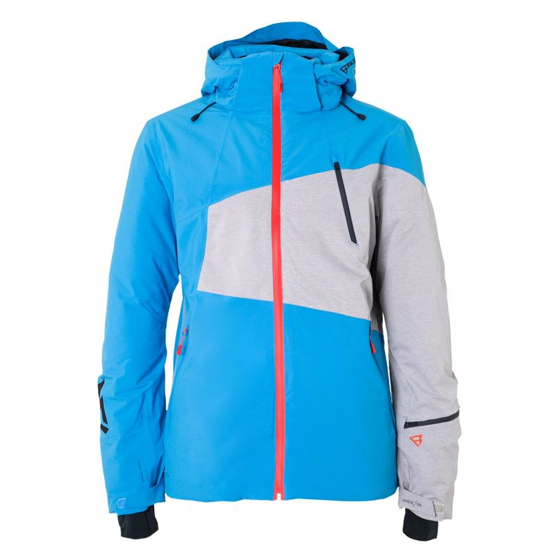 Brunotti Kentucky Men Snowjacket (Blau) - HERREN JACKEN - Brunotti online shop