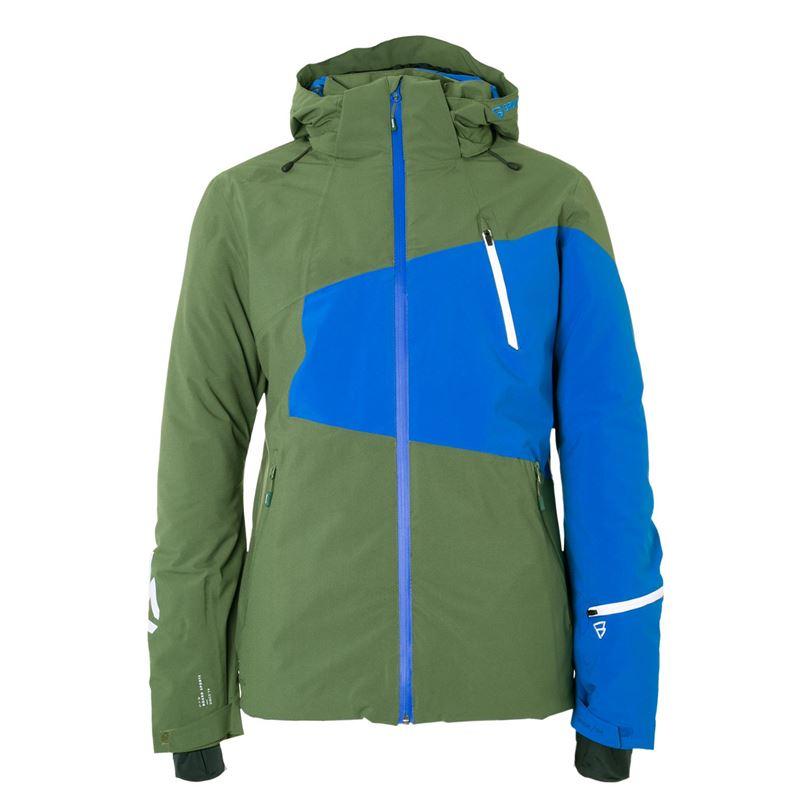 Brunotti Kentucky Men Snowjacket (Green) - MEN JACKETS - Brunotti online shop