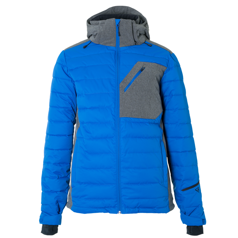 Brunotti Trysail Men Snowjacket (Blue) - MEN JACKETS - Brunotti online shop