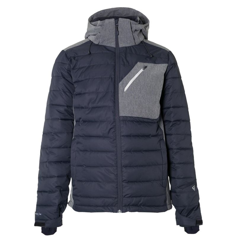 Brunotti Trysail Men Snowjacket (Black) - MEN JACKETS - Brunotti online shop