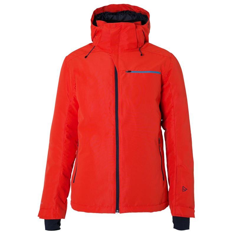 Brunotti Jibtop Men Snowjacket (Orange) - MEN JACKETS - Brunotti online shop