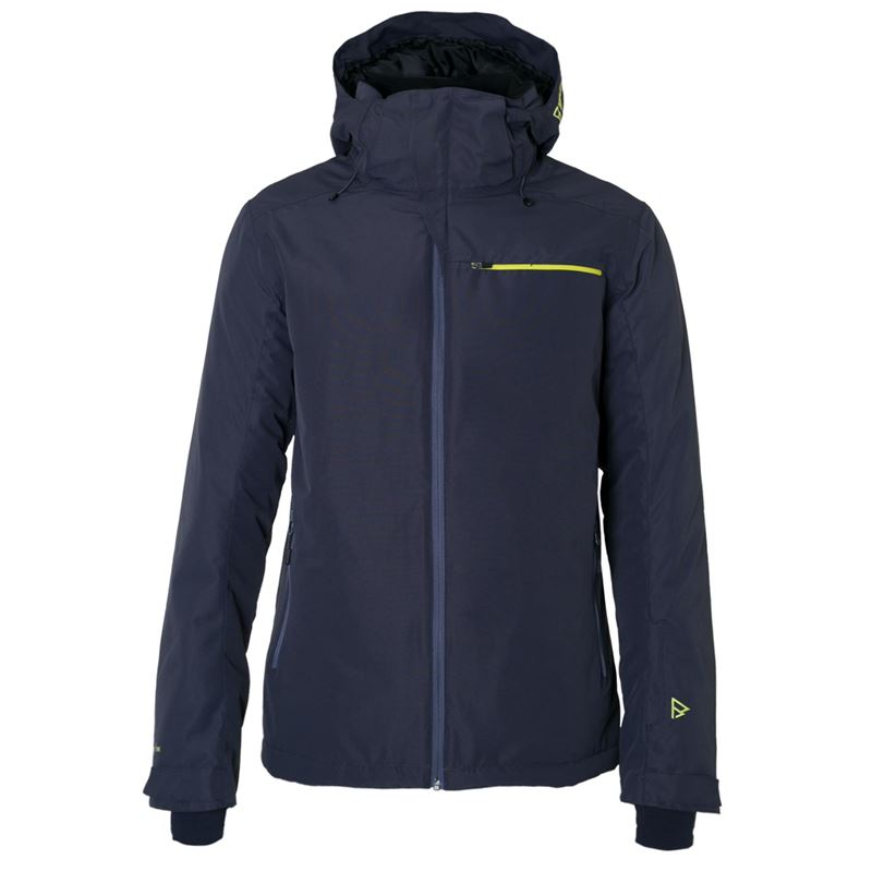 Brunotti Jibtop Men Snowjacket (Blue) - MEN JACKETS - Brunotti online shop