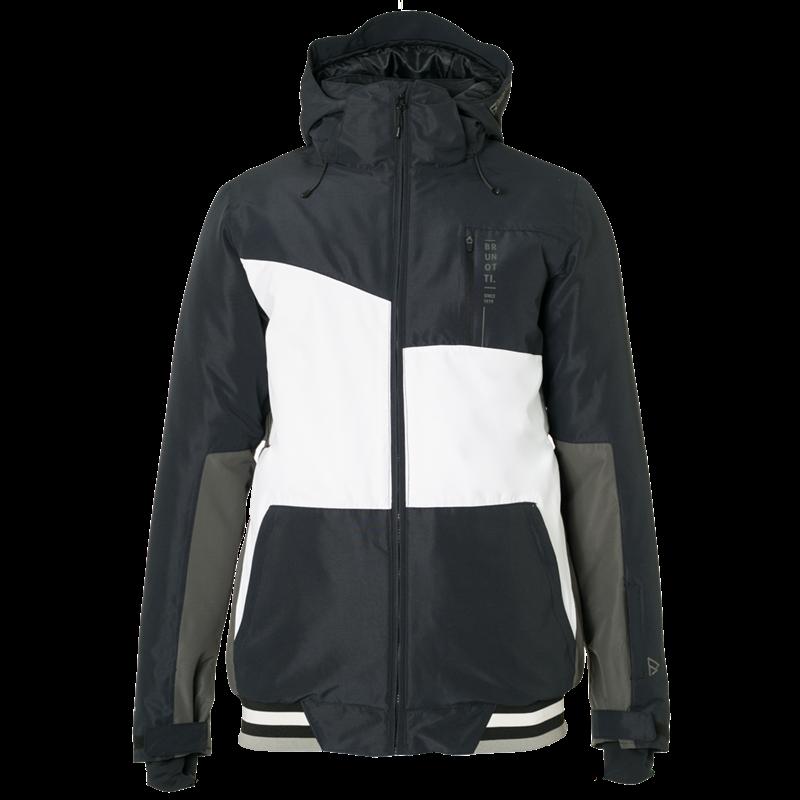 Brunotti Regor Men Snowjacket (Black) - MEN JACKETS - Brunotti online shop