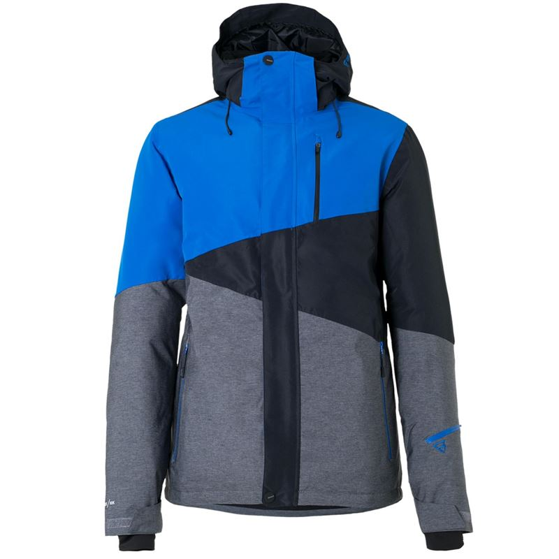 Brunotti Idaho Men Snowjacket (Blue) - MEN JACKETS - Brunotti online shop