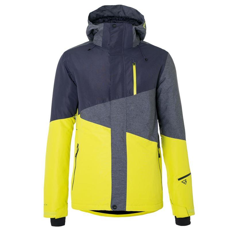 Brunotti Idaho Men Snowjacket (Blue) - MEN JACKETS - Brunotti online shop