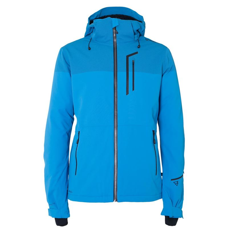 Brunotti Conley Men Snowjacket (Blau) - HERREN JACKEN - Brunotti online shop