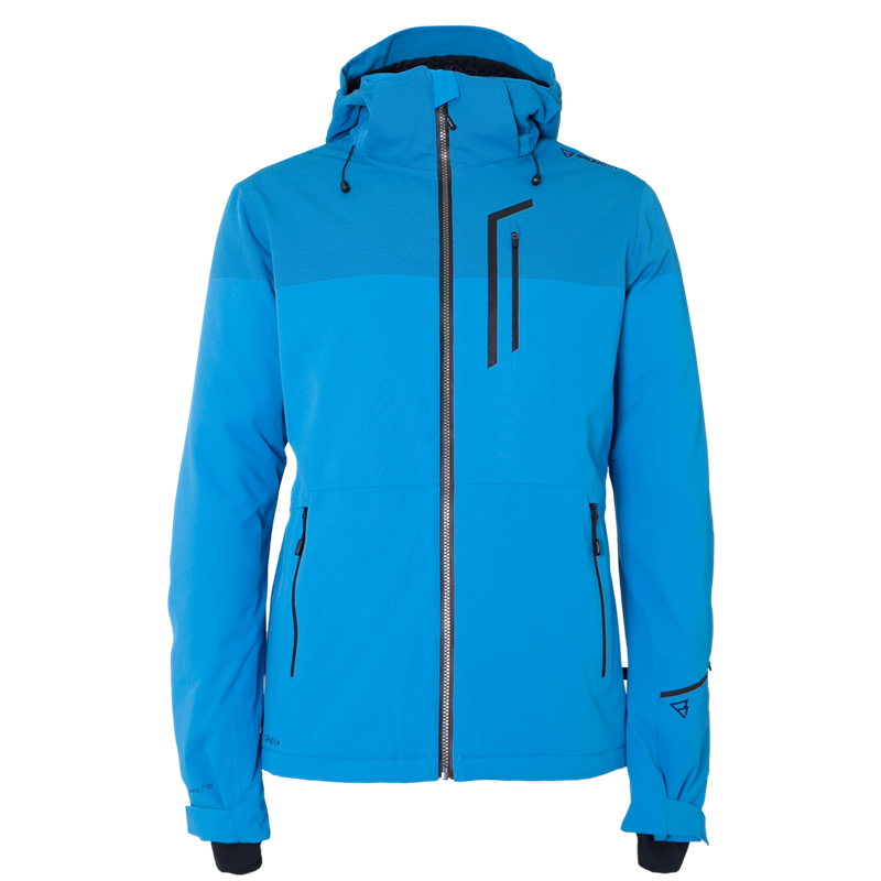 Brunotti Conley Men Snowjacket (Blue) - MEN JACKETS - Brunotti online shop
