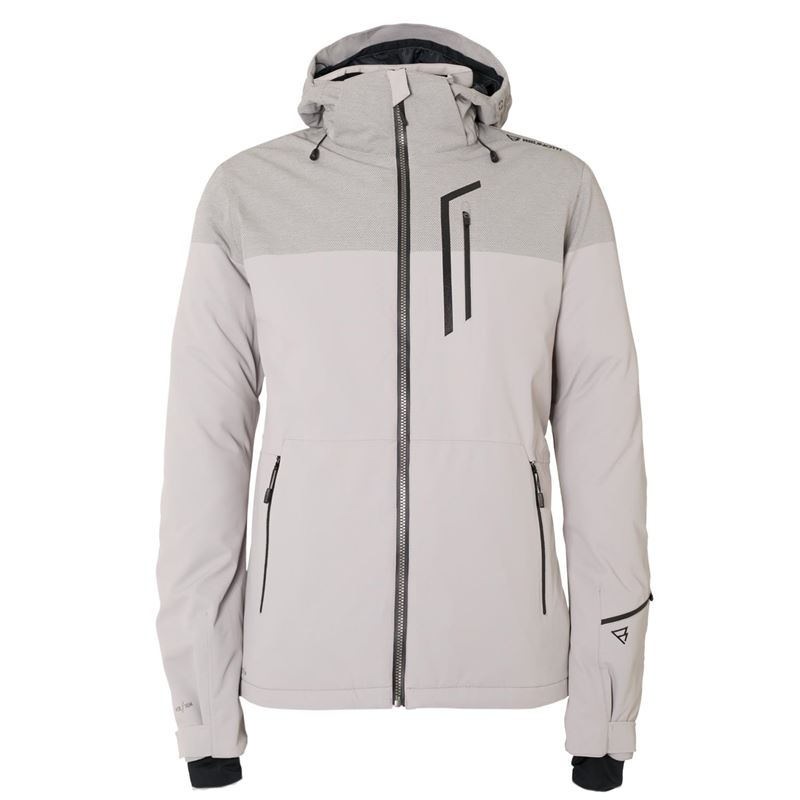 Brunotti Conley Men Snowjacket (Grau) - HERREN JACKEN - Brunotti online shop