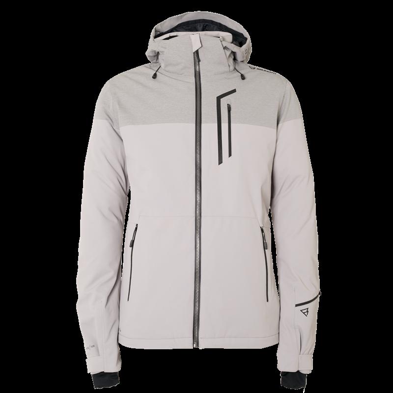 Brunotti Conley Men Snowjacket (Grey) - MEN JACKETS - Brunotti online shop