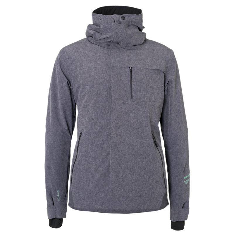 Brunotti Trailing Men Snowjacket (Grey) - MEN JACKETS - Brunotti online shop