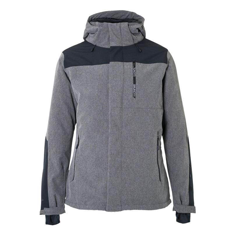 Brunotti Twintip  (grijs) - heren jassen - Brunotti online shop