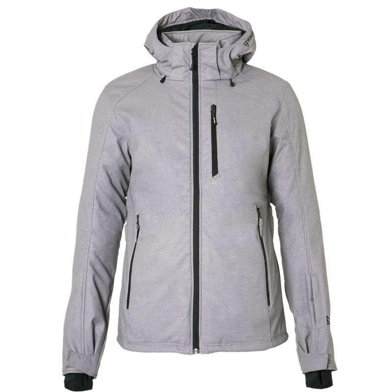 Brunotti Marsala Men Softshell jacket (Grey) - MEN JACKETS - Brunotti online shop