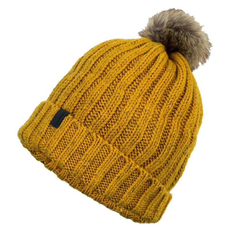 Brunotti Cody  (gelb) - damen beanies - Brunotti online shop