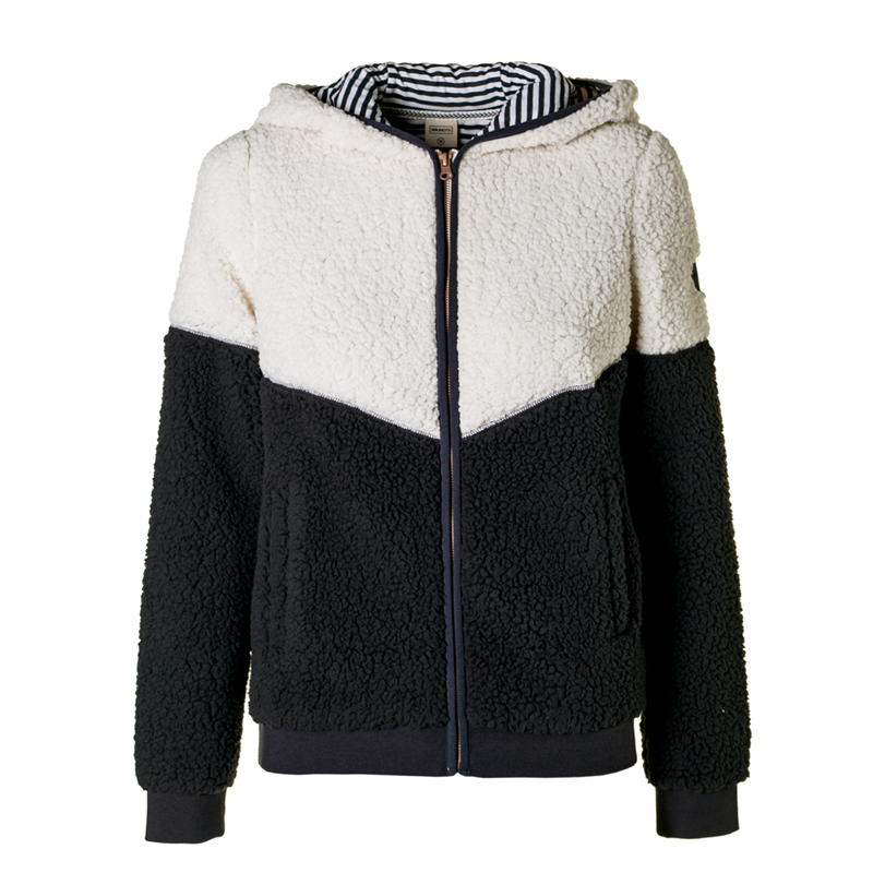 Brunotti Alvireo Women Fleece (Grau) - DAMEN PULLOVER & STRICKJACKEN - Brunotti online shop