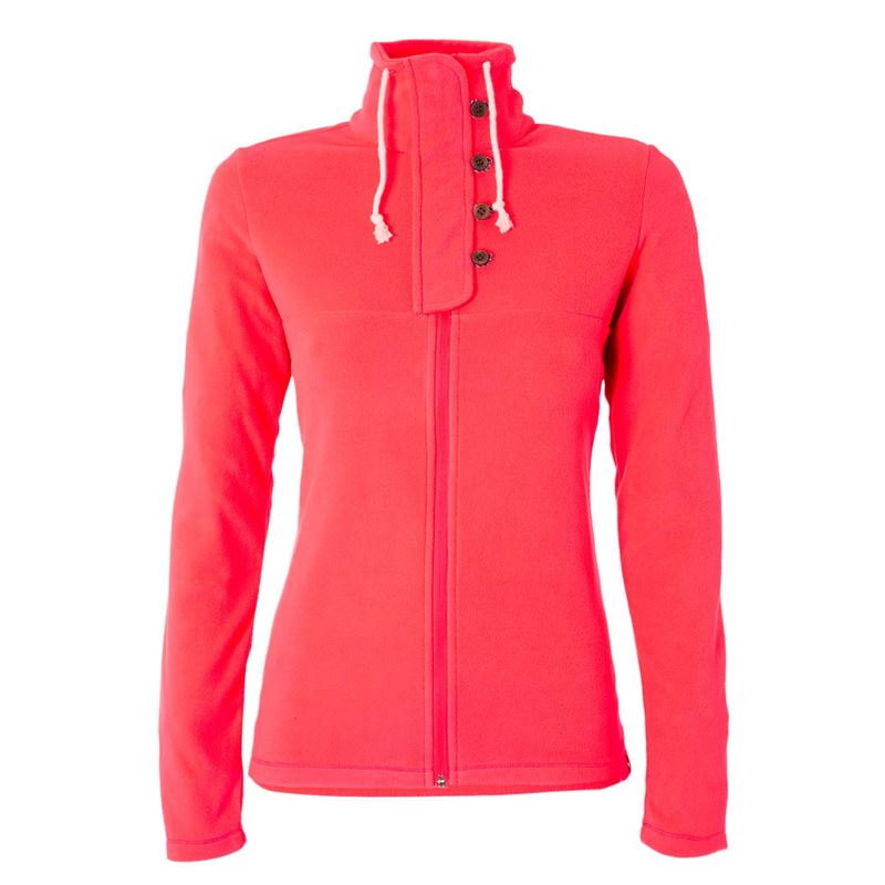 Brunotti Nunki  (roze) - dames fleeces - Brunotti online shop