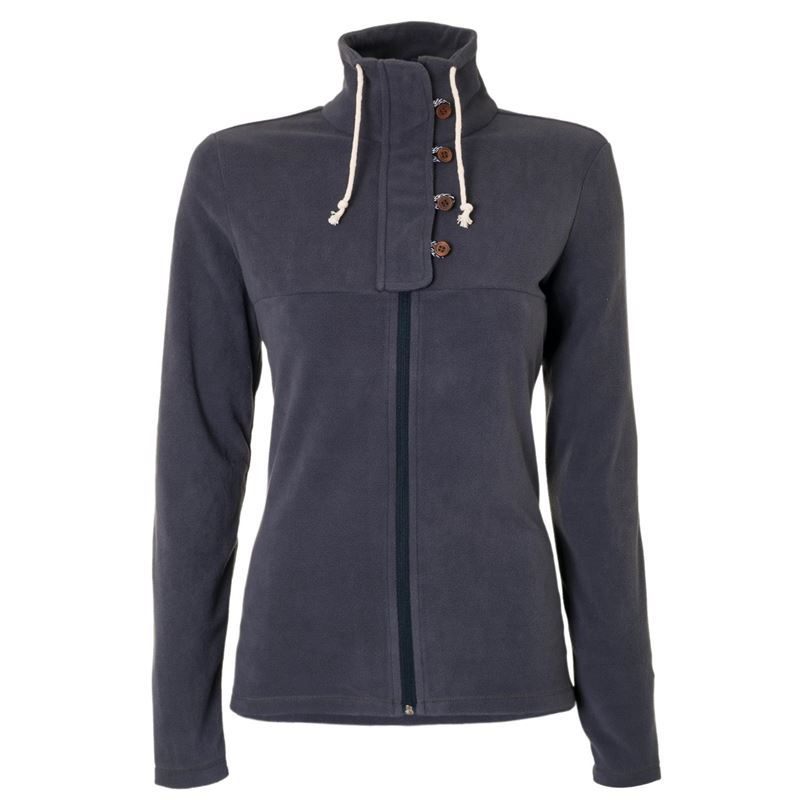 Brunotti Nunki  (blauw) - dames fleeces - Brunotti online shop