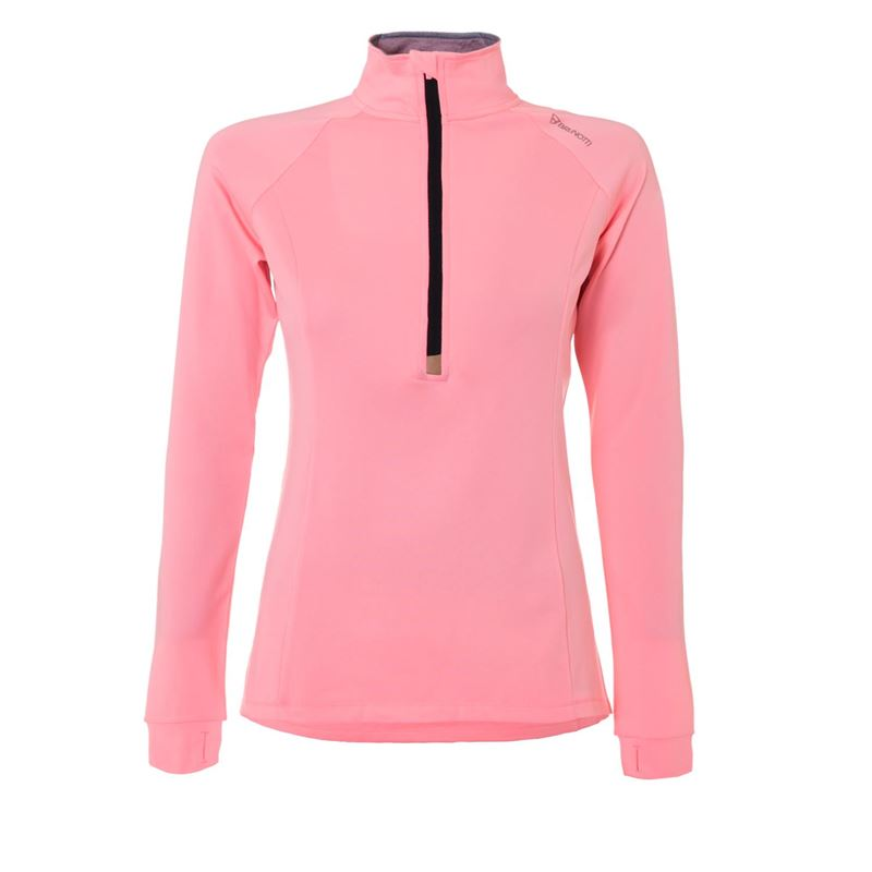 Brunotti Yrenna Women Fleece (Roze) - DAMES FLEECES - Brunotti online shop