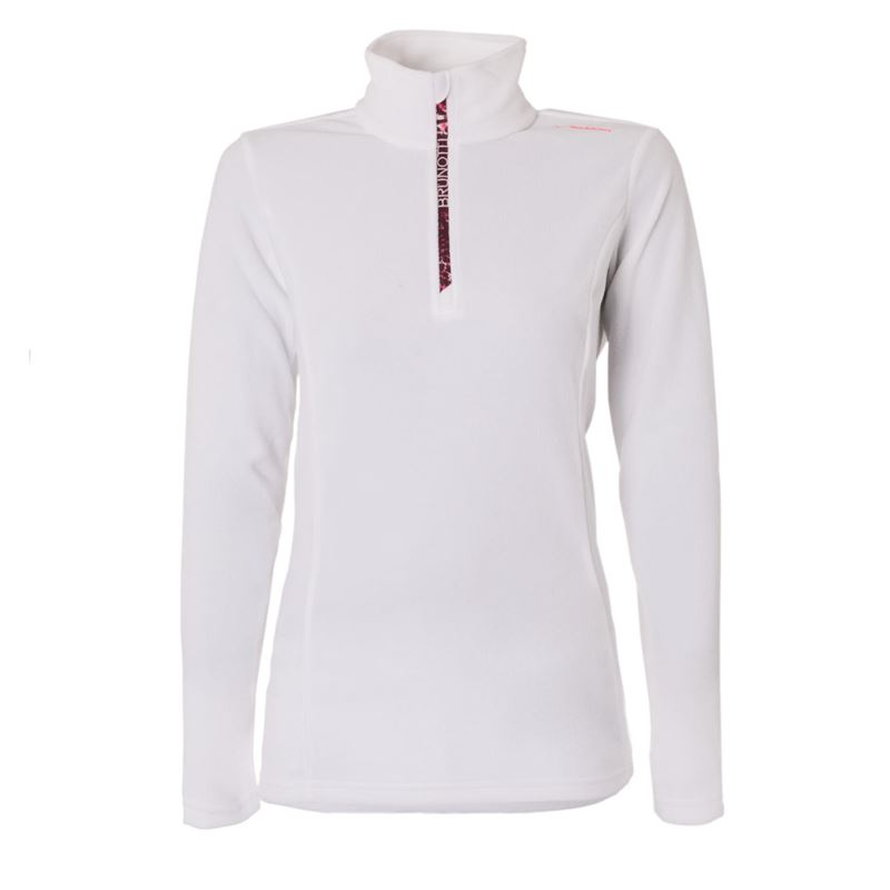 Brunotti Misma Women Fleece (Wit) - DAMES FLEECES - Brunotti online shop