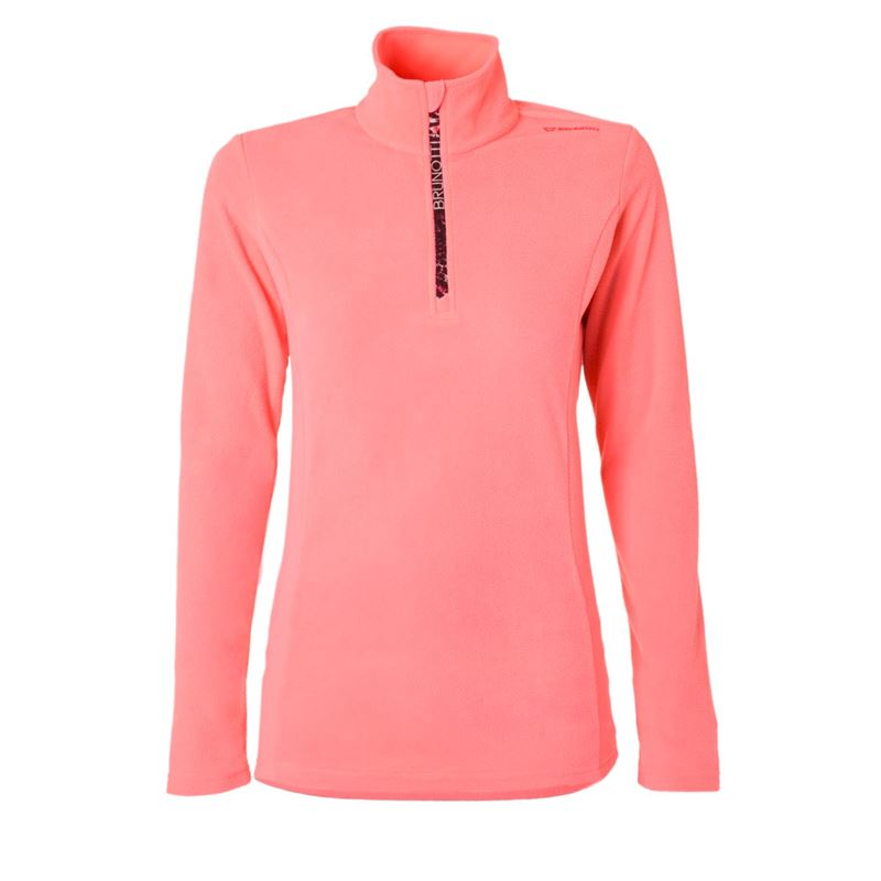 Brunotti Misma Women Fleece (Roze) - DAMES FLEECES - Brunotti online shop
