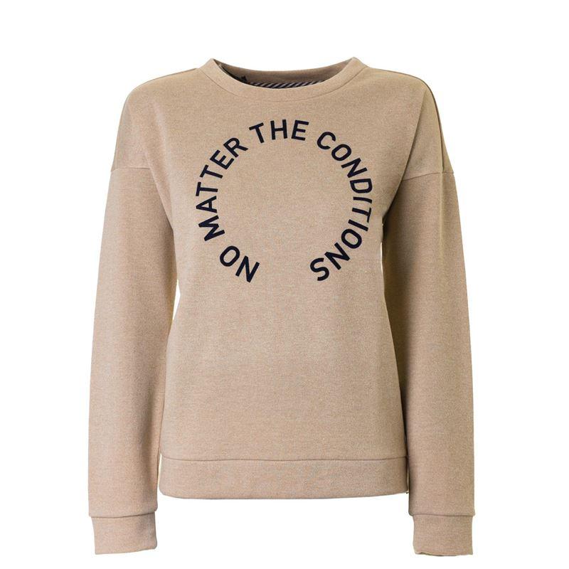 Brunotti Kiana  (weiß) - damen pullover & strickjacken - Brunotti online shop