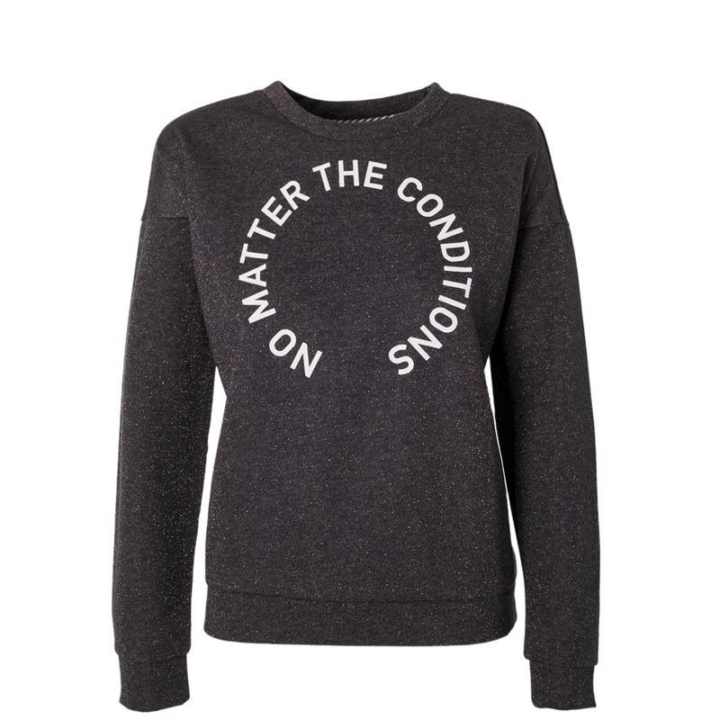 Brunotti Kiana  (grijs) - dames truien & vesten - Brunotti online shop