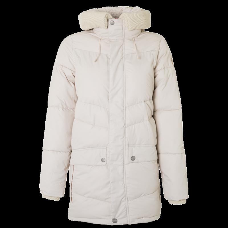 Brunotti Despina Women Jacket (White) - WOMEN JACKETS - Brunotti online shop