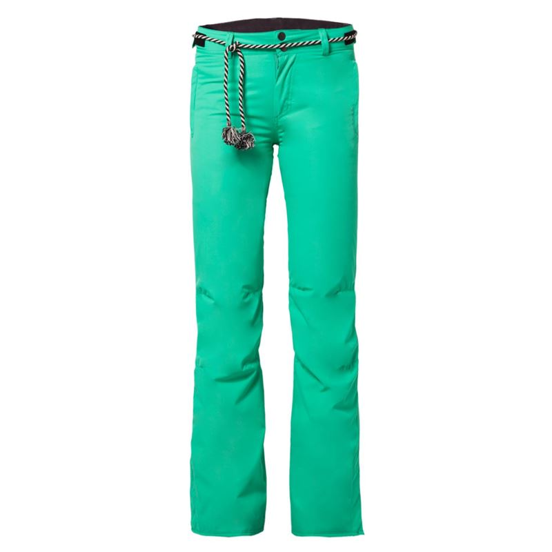 Brunotti Sunleaf Women Snowpant (Green) - WOMEN SNOW PANTS - Brunotti online shop