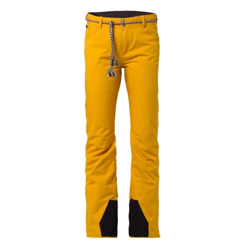 Brunotti Lawn Women Snowpant (Yellow) - WOMEN SNOW PANTS - Brunotti online shop