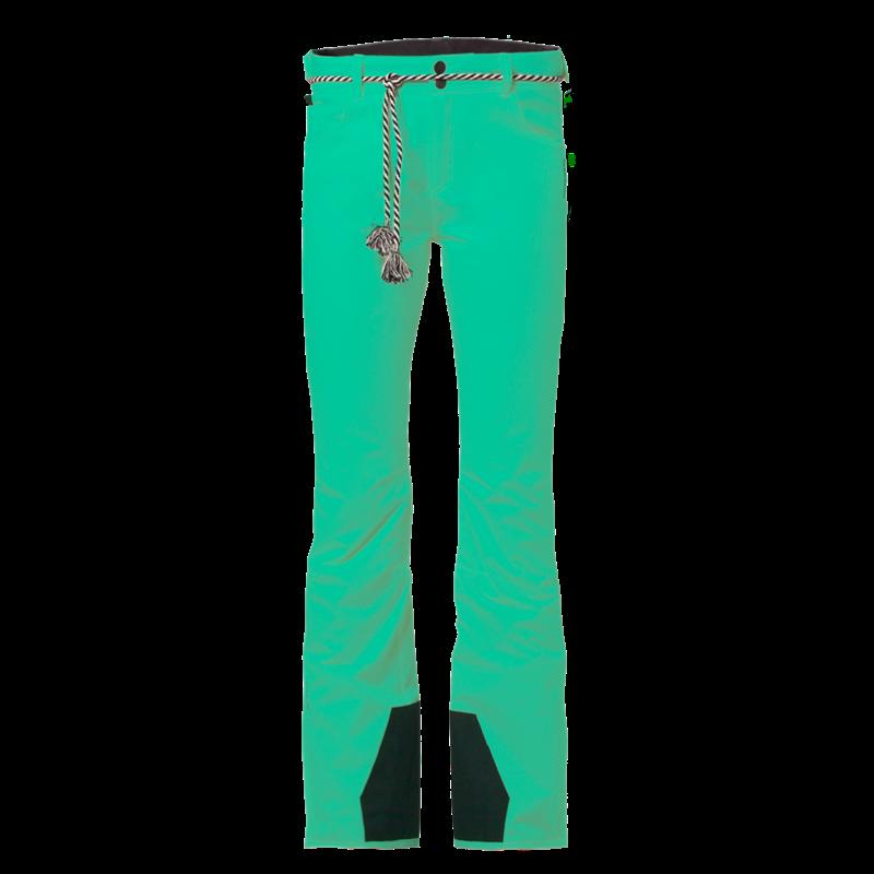 Brunotti Lawn Women Snowpant (Green) - WOMEN SNOW PANTS - Brunotti online shop