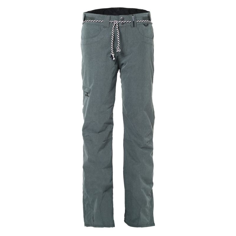 Brunotti Halyard  (green) - women snow pants - Brunotti online shop