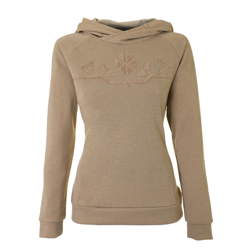 Brunotti Naiad Women Sweat (Wit) - DAMES TRUIEN & VESTEN - Brunotti online shop